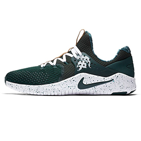 Michigan State Nike Free TR V8 Shoes